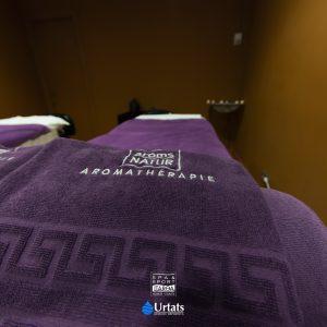 Spa&sport Itaroa Huarte camilla masaje